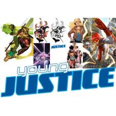 YOUNG JUSTICE #1 REG & VARIANT 8PC BUNDLE