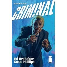 CRIMINAL #1 (MR)