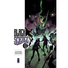 BLACK SCIENCE #40 CVR A SCALERA (MR)