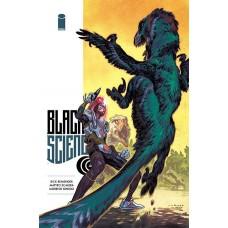BLACK SCIENCE #40 CVR B LAROSA (MR)