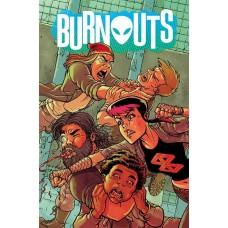 BURNOUTS #5 CVR A BURNHAM (MR)