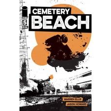 CEMETERY BEACH #5 (OF 7) CVR A HOWARD (MR)