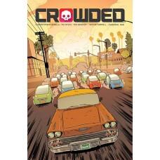 CROWDED #6 CVR A STEIN BRANDT & FARRELL