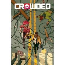 CROWDED #6 CVR B FRANQUIZ