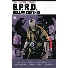 BPRD HELL ON EARTH HC VOL 05