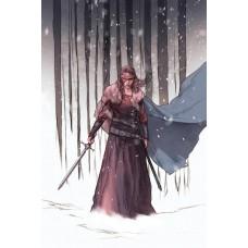 SWORD DAUGHTER #5 CVR A OLIVER