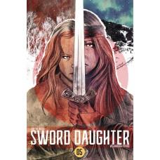 SWORD DAUGHTER #5 CVR B CHATER