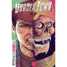 BORDER TOWN #5 (MR)