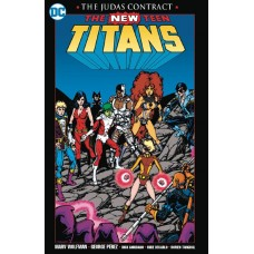 NEW TEEN TITANS THE JUDAS CONTRACT NEW PTG