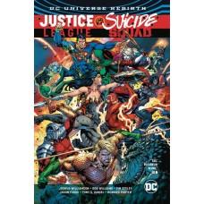 JUSTICE LEAGUE VS SUICIDE SQUAD TP (REBIRTH)