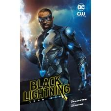BLACK LIGHTNING YEAR ONE TP NEW ED