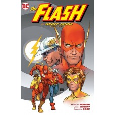 FLASH BY GEOFF JOHNS TP BOOK 04