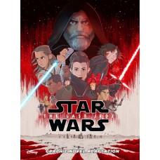 STAR WARS THE LAST JEDI GN ADAPTATION TP