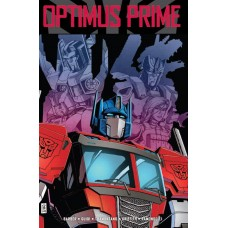 TRANSFORMERS OPTIMUS PRIME TP VOL 03
