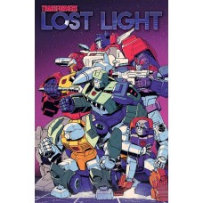 TRANSFORMERS LOST LIGHT TP VOL 04