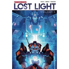 TRANSFORMERS LOST LIGHT TP VOL 02