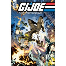 GI JOE A REAL AMERICAN HERO #260 CVR B ROYLE