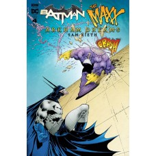 BATMAN THE MAXX ARKHAM DREAMS #4 (OF 5) CVR B KIETH