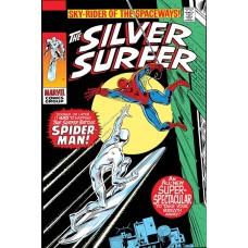 SILVER SURFER #14 FACSIMILE EDITION