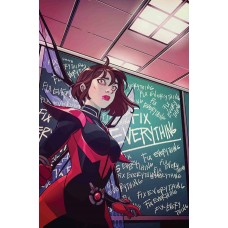 UNSTOPPABLE WASP #4