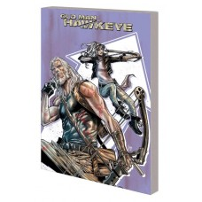 OLD MAN HAWKEYE TP VOL 02 WHOLE WORLD BLIND
