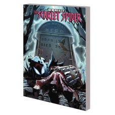 BEN REILLY SCARLET SPIDER TP VOL 05