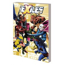 EXILES TP VOL 02 TRIAL OF EXILES