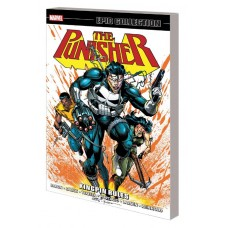 PUNISHER EPIC COLLECTION TP KINGPIN RULES