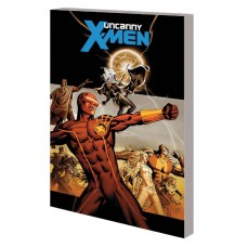 UNCANNY X-MEN BY GILLEN COMPLETE COLLECTION TP VOL 01