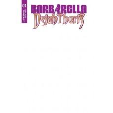 BARBARELLA DEJAH THORIS #1 BLANK AUTHENTIX ED