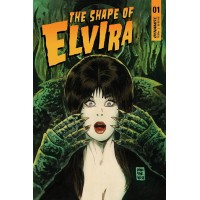 ELVIRA SHAPE OF ELVIRA #1 CVR A FRANCAVILLA