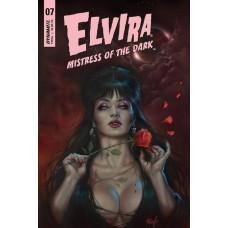ELVIRA MISTRESS OF DARK #7 CVR A PARRILLO