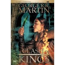 GAME OF THRONES CLASH OF KINGS #17 CVR A MILLER (MR)