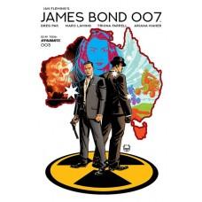 JAMES BOND 007 #3 CVR A JOHNSON