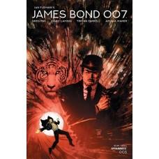 JAMES BOND 007 #3 CVR B TAN