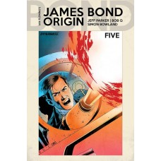 JAMES BOND ORIGIN #5 CVR A CASSADAY