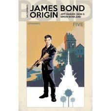 JAMES BOND ORIGIN #5 CVR B MCKONE