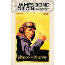 JAMES BOND ORIGIN #5 CVR E BOB Q
