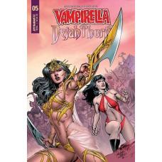VAMPIRELLA DEJAH THORIS #5 CVR A PAGULAYAN