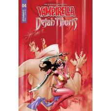 VAMPIRELLA DEJAH THORIS #5 CVR C SEGOVIA