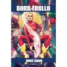 BARBARELLA TP VOL 02 HARD LABOR (MR)