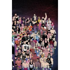 WWE FOREVER #1 PREORDER GOODE VARIANT