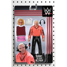 WWE #24 RICHES ACTION FIGURE VARIANT