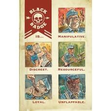 BLACK BADGE #6 MAIN & MIX