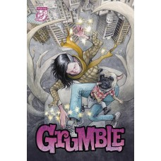 GRUMBLE #3 CVR B LTD FAREL DALRYMPLE
