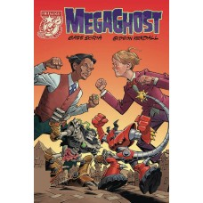 MEGA GHOST #2 (OF 5)