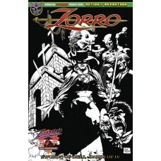 ZORRO SWORDS OF HELL #1 CENTURY EDITION LTD CVR