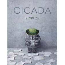 CICADA HC PICTURE BOOK