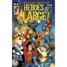 HEROES AT LARGE #2 (MR)