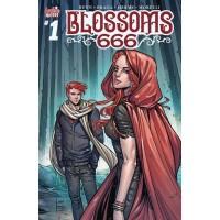 BLOSSOMS 666 #1 CVR A BRAGA